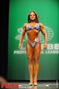 Caroline Hernandez - Women's Figure - 2012 NY Pro