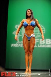 Mona Muresan - Women's Figure - 2012 NY Pro