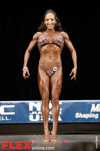 Lishia Dean - Womens Fitness - 2012 Junior USA