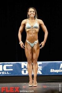 Nicolette Spencer - Womens Fitness - 2012 Junior USA