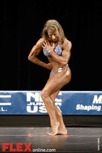 Rachel Baker - Womens Physique - 2012 Junior USA