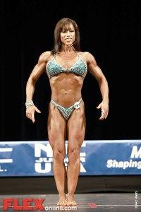 Trina Thompson - Womens Physique - 2012 Junior USA
