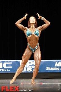 Shauna Lewis - Womens Physique - 2012 Junior USA