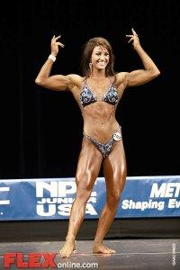 Lauren Lessnau - Womens Physique - 2012 Junior USA