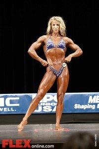 Jen Ann Louwagie - Womens Physique - 2012 Junior USA