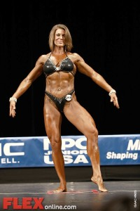 Tracy Weller - Womens Physique - 2012 Junior USA