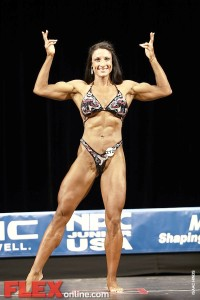 Heather Henslee - Womens Physique - 2012 Junior USA
