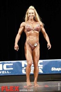 Jill Dearmin - Womens Physique - 2012 Junior USA