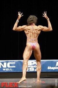 Sheena Ohlig - Womens Physique - 2012 Junior USA