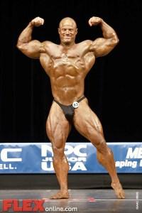 Dan Newmire - Mens Super Heavyweight - 2012 Junior USA