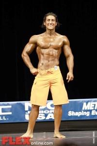 Sadik Hadzovic - Mens Physique - 2012 Junior USA