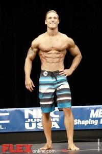 Steven Kuchinsky - Mens Physique - 2012 Junior USA