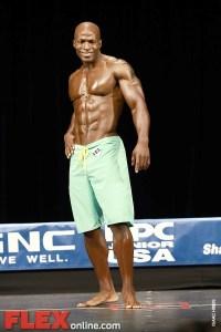 Qaadir Majeed - Mens Physique - 2012 Junior USA