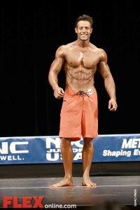 Jake Routt - Mens Physique - 2012 Junior USA