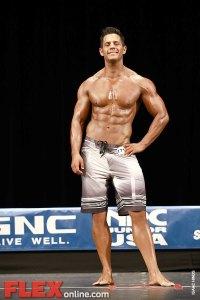 Eric Turner - Mens Physique - 2012 Junior USA