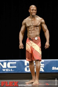 Corey Leigh - Mens Physique - 2012 Junior USA