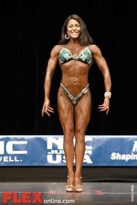 Miranda Tamez-Dickenson - Womens Figure - 2012 Junior USA