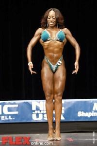 Lisa Tanker - Womens Figure - 2012 Junior USA