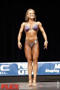 Mallory Haldeman - Womens Figure - 2012 Junior USA