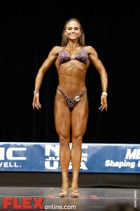 Tanya Etessam - Womens Figure - 2012 Junior USA