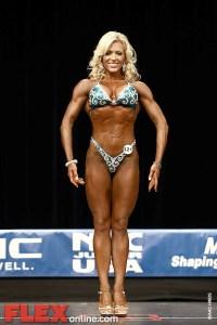 Patty Zariello - Womens Figure - 2012 Junior USA