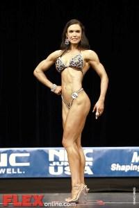 Amy Puglise - Womens Figure - 2012 Junior USA
