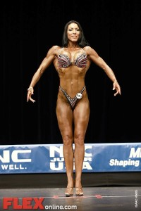 Beckie Boddie - Womens Figure - 2012 Junior USA
