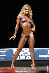 Lauren Russell - Womens Bikini - 2012 Junior USA