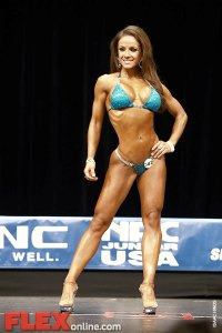 Adriana Hill - Womens Bikini - 2012 Junior USA