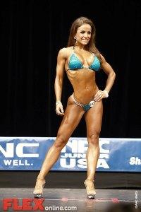 Adriana Hill - Womens Bikini - 2012 Junior USA