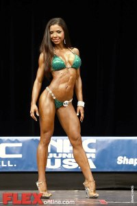 Pollianna Moss - Womens Bikini - 2012 Junior USA