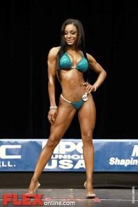 Bianca Berry - Womens Bikini - 2012 Junior USA