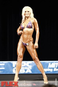 LaJean Morrow - Womens Bikini - 2012 Junior USA