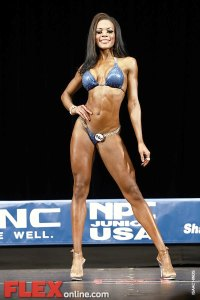 Adrienne Crenshaw - Womens Bikini - 2012 Junior USA