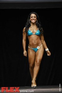 Natalie Abrheim - Women's Bikini - 2012 Toronto Pro