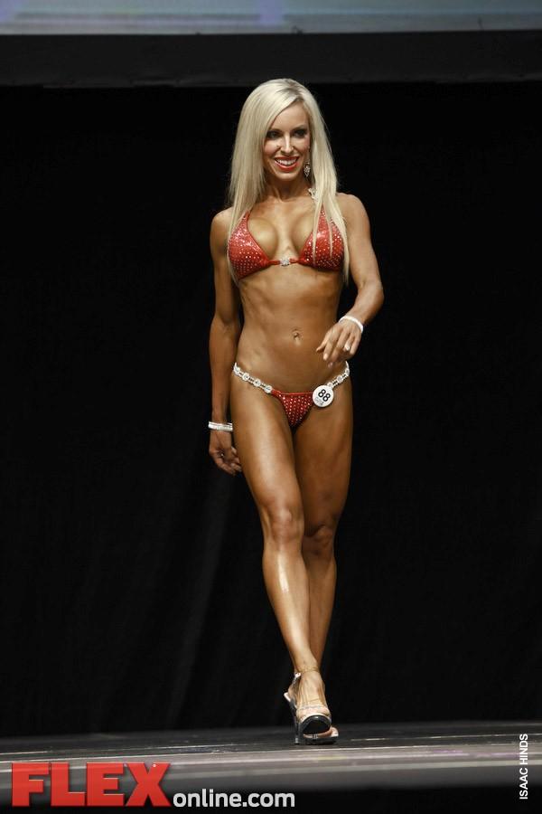 Kristy Robbins - Women's Bikini - 2012 Toronto Pro