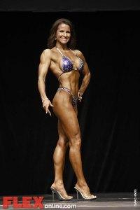 2012 Toronto Pro - Women's Fitness - Sherry Boudreau