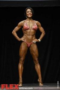 2012 Toronto Pro - Women's Fitness - Vanda Hadarean