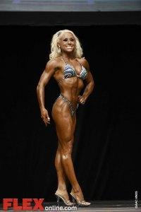 2012 Toronto Pro - Women's Fitness - Jacklin Sutton-Abrams