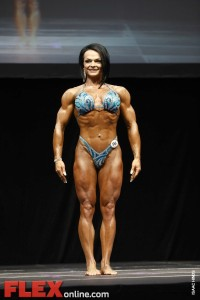 2012 Toronto Pro - Women's Physique - Nicole Ball