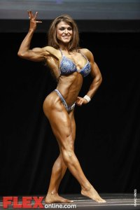 2012 Toronto Pro - Women's Physique - Debbie Barrable-Leung