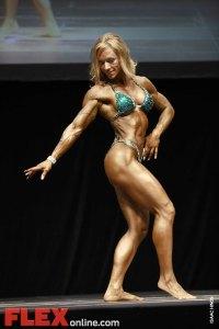 2012 Toronto Pro - Women's Physique - Gloria Faulls