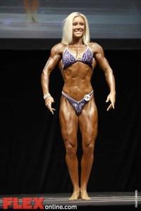 2012 Toronto Pro - Women's Physique - Amie Francisco