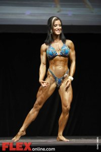 2012 Toronto Pro - Women's Physique - Cea Anna Kerr