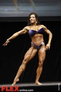 2012 Toronto Pro - Women's Physique - Marina Lopez