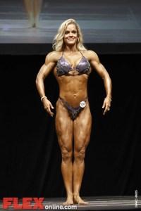 2012 Toronto Pro - Women's Physique - Kim Tilden