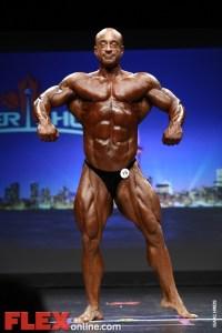 2012 Toronto Pro - Men's 212 - Patrick Bernard