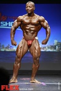 2012 Toronto Pro - Men's 212 - James Darling