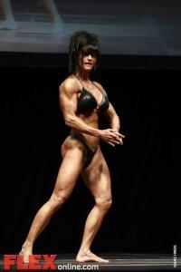 2012 Toronto Pro - Women's Physique - Laura Davies