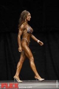 2012 Toronto Pro - Women's Figure - Leah Berti